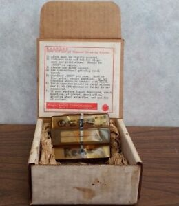 Nos Engis 0630 Diamond Dressing Block