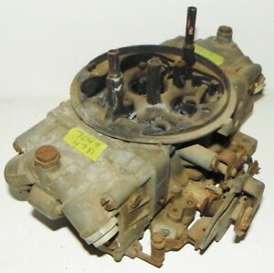 Holley High Performance Hp 4 Bbl Carburetor 850 Cfm