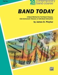 CONTEMPORARY BAND COURSE-BAND TODAY