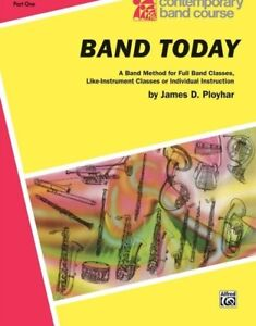 CONTEMPORARY BAND COURSE-BAND TODAY-BASS CLARINET MUSIC BOOK 1-BRAND NEW ON SALE
