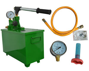 Hydraulic Manual Testing Pump 60kg