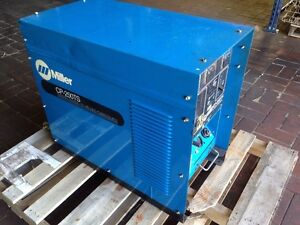 Miller Electric Cp 250ts Mig Welder Constant Voltage Dc Arc Welding Power Source