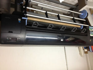Hp Designjet Z6100 60 Printer Plotter Wide Format