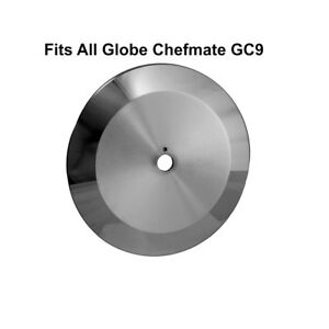 Replacement Blade For Globe Meat Deli Slicer Fits Chefmate Gc9 Made In Italy