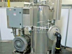2015 Falco 600 Thermal Catalytic Oxidizer Complete Voc Remediation Syst sf Bay