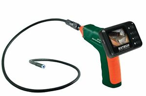 Extech Br150 Video Borescope Inspection Camera 9mm
