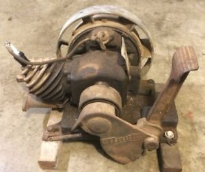 Maytag Gasoline Engine Hit And Miss Motor Runs Excellent 1936