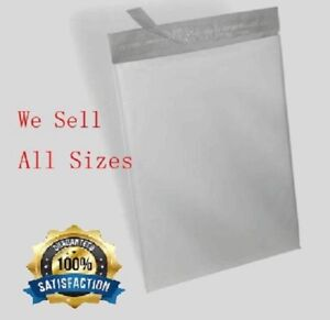 200 24x24 Poly Mailer Plastic Shipping Mailing Bag Envelopes Polybag Polymailer