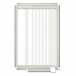 Mastervision 24 X 36 In In out Dry Erase Board