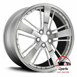 Chevrolet Camaro 2013 21 Factory Original Wheel Rim Rear