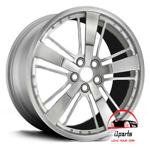Chevrolet Camaro 2013 21 Factory Original Wheel Rim Front