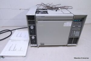 Hp Agilent 5890 Gas Chromatograph Gc