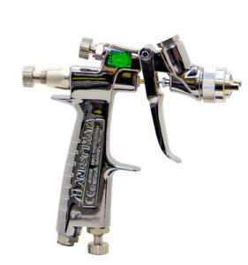 Anest Iwata Lph 80 082g 0 8mm Gravity Spray Gun No Cup Center Cup Guns Lph80