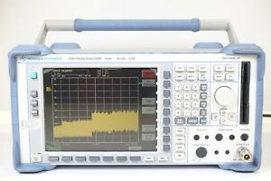 Rohde Schwarz Fsp30 Rf Spectrum Analyzer 9 Khz To 30 Ghz