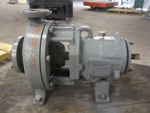 Durco Mark 3 3 X 1 1 2 X10 Impeller And Casing Pump Turns By Hand New