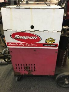 Snap on Mig Welder Mm140sl A x