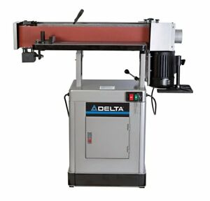 Delta 6 In X 89 In Oscillating Edge Sander 31 482