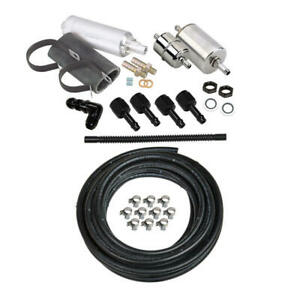 Holley Fuel Pump And Regulator Kit 526 7 Ford