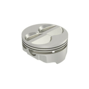 Icon Piston Set Ic9971 std 4 000 Bore 11cc Flat Top For Ford 347 Sbf Stroker