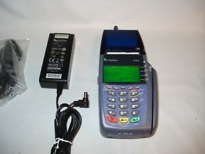 Verifone Vx610 Wireless With Battery Power Supply credit Card Reader Terminal