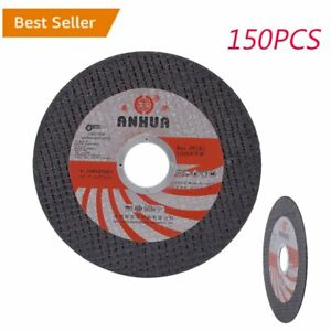 150x 4 1 2 x 040 x7 8 Cut off Wheel Metal Stainless Steel Cutting Discs Md8