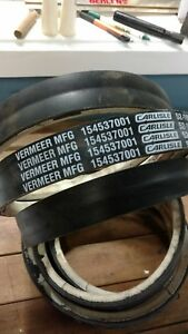 Vermeer Wood Chipper Belt Bc600 Bc600xl 154537001 Oem Power Band