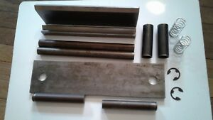 12 Diy Or Homemade Press Brake Kit W Side Rails Fully Machined