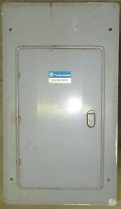 Pushmatic Bulldog Panel Cover 200 Amp 40 Space Free Shipping 27