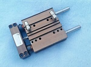 Robohand Dlt 10 e c 1 Linear Motion Slide Actuator With Pneumatic Cylinder