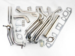 Performance Stainless Exhaust Manifold Header For Jeep Wrangler 87 90 4 2l I6