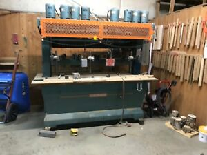 Cemco Verical Boring Machine 84