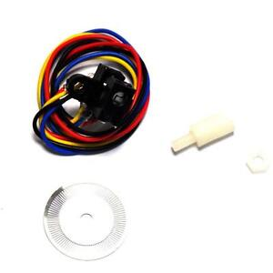 5pcs Photoelectric Speed Sensor Encoder Coded Disc Code Wheel For Freescale T