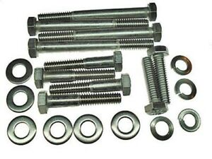 351c 351m 400m Ford Water Pump Bolts Stainless Steel