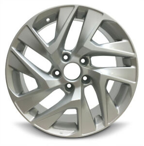 17 X 7 Inch Aluminum Wheel Rim For Honda Cr v 2015 2016 New Replacement