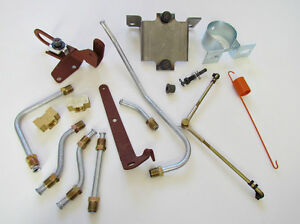 1966 1974 Mopar A B E Body Cuda Charger Duster 340 Six Pack Installation Kit