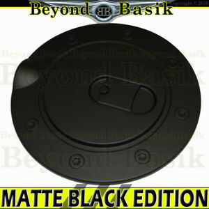 1999 2000 2001 2002 2003 2004 Ford Mustang Matte Black Fuel Gas Door Cover