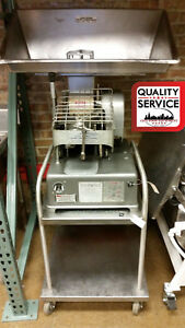 Hollymatic Super 54 Patty Machine W Pan Safety Switch