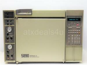 Hp 5890a Series Ii Gas Chromatograph With Hpib And Other Options Free Shipping
