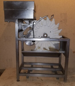 Systemate Commercial Meat Poultry Chicken Wing Leg Breast Divider Processor Nwp