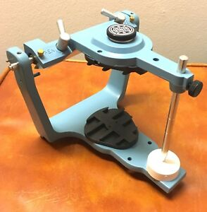 Hanau Mate Non adjustable Dental Articulator Item 009856 000