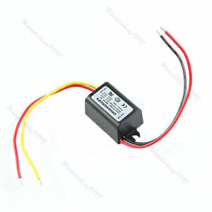 Hot Waterproof Dc dc Converter 12v Step Down To 9v 3a 15w Power Supply Module