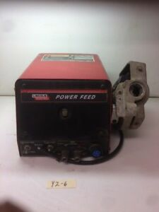 Lincoln Electric Wire Power Feed Feeder Speed 800 1200 ipm Warranty