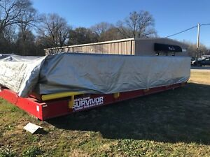 Truck Scale For Sale Usa Made Survivor Brand 11x70 on Lot Ready To Ship