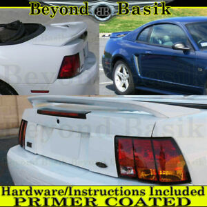 1999 2000 2001 2002 2003 2004 Ford Mustang Factory 99 00 Style Spoiler Primed