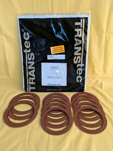 Gm Th400 Transmission Rebuild Kit Transtec Raybestos Stage 1 Red Frictions