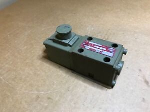 Herion 52 413 00 Hydraulic Pressure Control Valve Type S6vh10g0200011