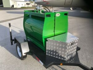 Fuel Trailer 200 Gallon