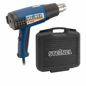 Steinel Hl 1910 E Case Professional Heat Gun With Variable Temperature Between