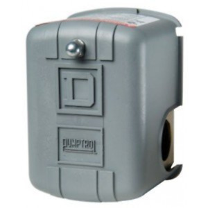 Square D 30 50 Fsg2 9013fsg2j21 Water Well Submersible Pump Pressure Switch