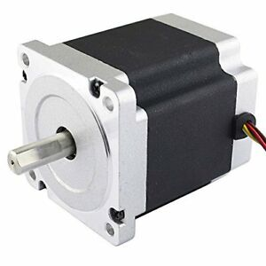 Nema 34 Cnc Step Motor 8 Wires 708oz in 5nm 3 0a Bipolar unipoar Cnc Mill Lathe